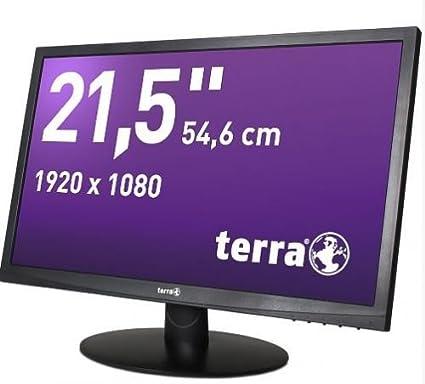 "Wortmann AG Terra 2212W DVI Greenline Plus Ecran PC 21 "" (54.6 cm) 1920 x 1080 5 milliseconds"