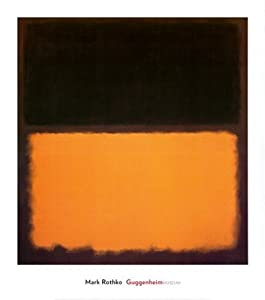 (30x34) Mark Rothko Untitled (#18), 1963 Art Print Poster