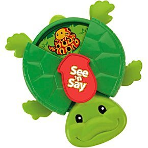 Fisher Price See 'N Say junior Surprise Turtle