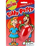 Original Silly Putty; Ages 3 & Up; No. Bin080102