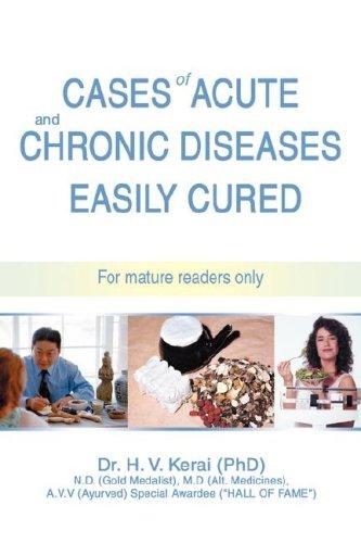 例急性和慢性疾病容易治愈: 成熟的读者只为