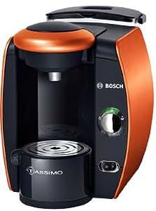 Bosch TAS-4014 Machine à expresso Tassimo Cuivré