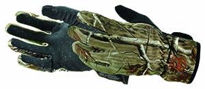Manzella Men's Bow Sniper All Purpose Glove (Medium)