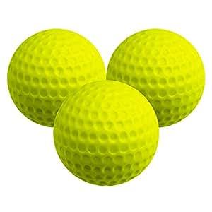 Long Ridge Distance Golf Ball (Pack of 6) - Yellow