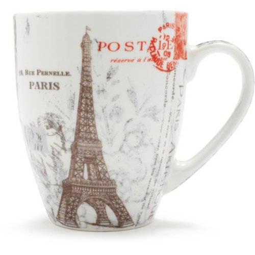 Paper Products Paris Mug 99006