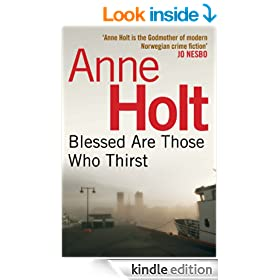 Blessed Are Those Who Thirst (HANNE WILHELMSEN SERIES)