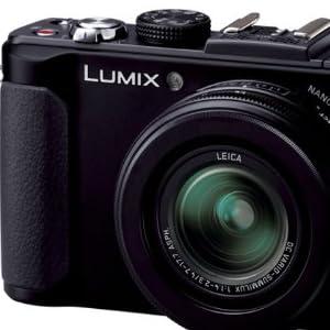 Panasonic デジタルカメラ ルミックス ブラック DMC-LX7-K