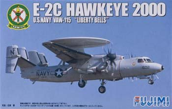Fujimi 1/72 E-2C Hawkeyes 2000 VAW-115
