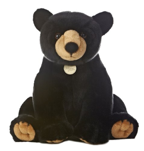 Aurora-World-Miyoni-Black-Bear-18-Plush