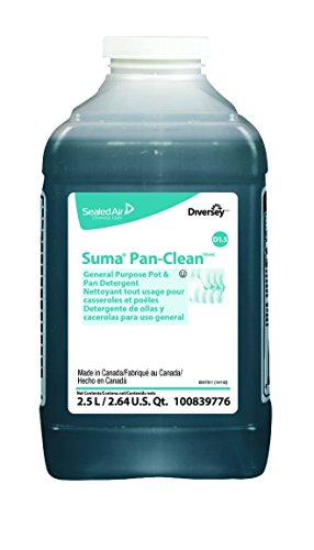 diversey-suma-100839776-pan-clean-general-purpose-pot-and-pan-detergent-d15-2-x-845-oz-25-l-pack-of-