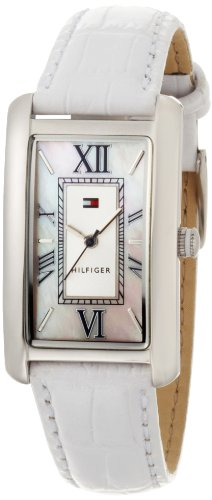 Tommy Hilfiger Women's 1780997 Classic Quartz Mother-Of-Pearl Dial Watch