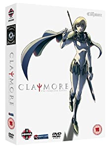 Claymore Collection [DVD]
