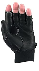 Markwort Stash Black White Left Hand Fielder?s Protective Glove by Markwort