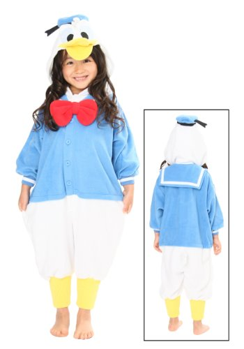 Donald Duck Kigurumi (All Ages Costume)