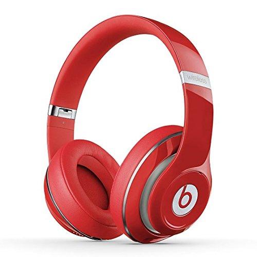 Beats By Dr.Dre Studio Headphone Wireless Bt Ov Studio Wirels Red (Japan Imported)