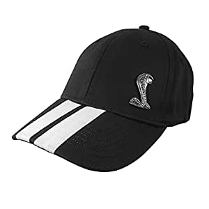 Ford Shelby Mustang GT500 Pewter Medallion Baseball Hat