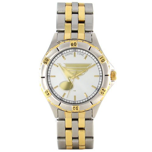Game Time Nhl Men's Ht-stl General Manager Series St. Louis Blues Watch