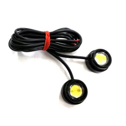 TL24W - BLANC SMD LED Voiture Feux de Jour, feux diurnes, Feux de position, éclairage intérieur du coffre de la porte, lampe de lecture, éclairage de courtoisie