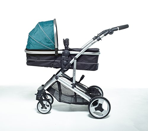 Kidz Kargo Twin Pushchair Tandem Stroller Buggy New Born