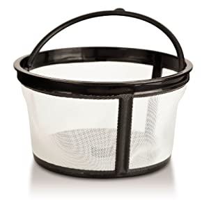 Amazon.com: Mr. Coffee PF4SP 4-Cup Permanent Filter: Reusable Coffee Filters: Kitchen & Dining