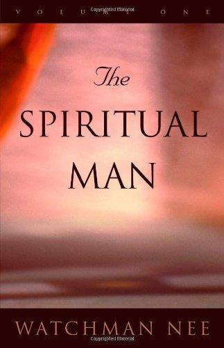 The Spiritual Man (3 volume set)