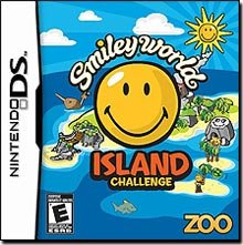 Smiley World Island Challenge - Nintendo DS - 1