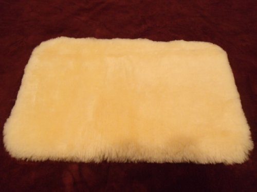 Lamby - Medical Neonatal Pad - Genuine Lambskin Bedding for Isolette or Bassinette - 1