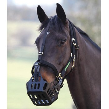 GreenGuard Grazing Muzzle-Small - Green
