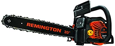 Remington RM5520R Rodeo Pro 55cc 2-Cycle 20-Inch Gas Chainsaw
