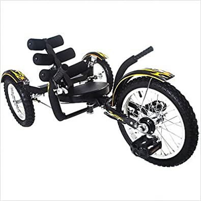 Mobo Mobito The Ultimate Three Wheeled Cruiser 16