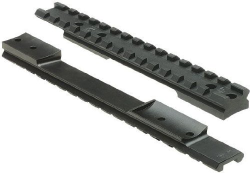 Nightforce One-Piece Remington 700 Short Action Steel Bases w/ 20 MOA