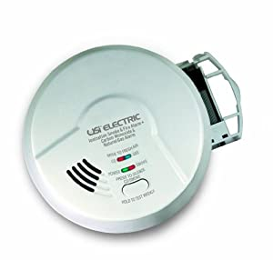 Universal Security Instruments MICN109 3-in-1 Smoke, Carbon Monoxide and Natural Gas Alarm
