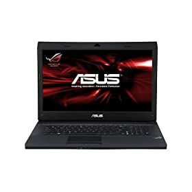 ASUS G73SW-XA1 Republic of Gamers 17.3-Inch Gaming Laptop (Dark Grey)