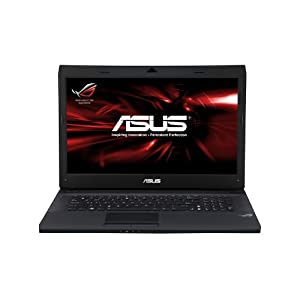 ASUS G73SW &#8211; A1 Gaming Laptop