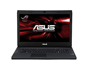 ASUS G73SW-XA1 Republic of Gamers 17.3-Inch Gaming Laptop (Black)