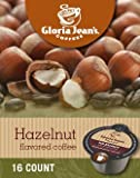 Gloria Jeans Hazelnut Coffee Keurig Vue Portion Pack, 32 Count