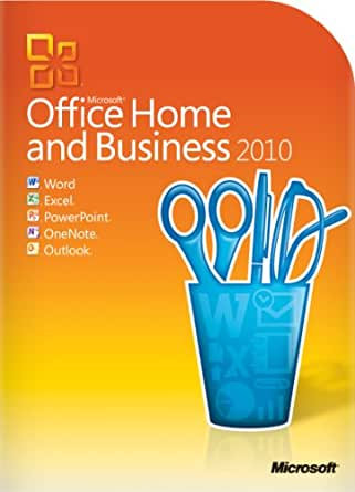 Microsoft Office Home and Business 2010 - 1PC/1User [Download]