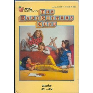 The Baby-Sitters Club Mystery #1-#4 (4 Volumes)