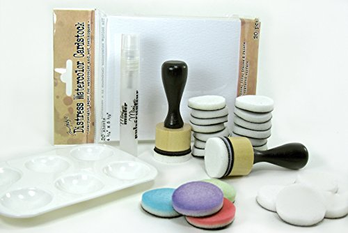 Ranger Tim Holtz Distress Mini Ink Blending Bundle (Ranger Ink Blending Tool compare prices)