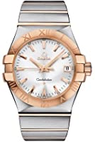 Omega Men's 123.20.35.60.02.001 Constellation Silver Dial Watch from Omega