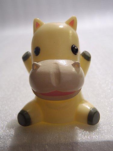 小学館 金色のガッシュベル ちびコレバッグ ウマゴン 指人形 約4cm