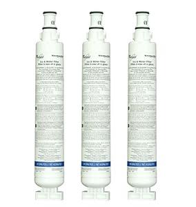 Low Price Whirlpool 4396701 / 9915 Quarter-Turn Top Mount Refrigerator Water Filter  1-Pack