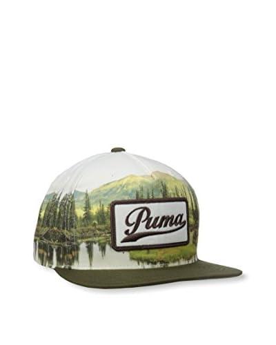 PUMA Men's Foreman Adjustable Hat, Brown