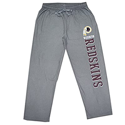 BIG & TALL Mens NFL Lounge Pants / Sleep Pants: WASHINGTON REDSKINS