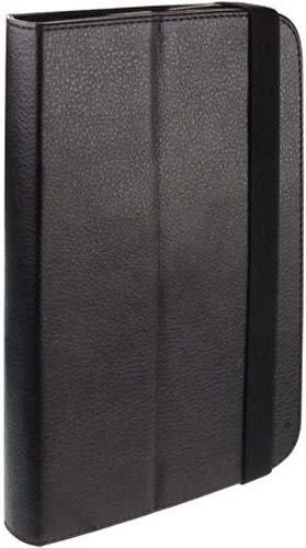 C&E Cne02825 Premium Case With Stand For Zte Optik - Non-Retail Packaging - Black