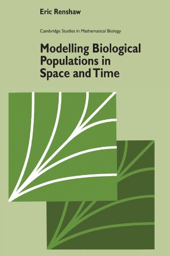 Modelling Biological Populations in Space and Time...