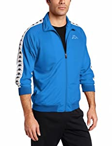 Kappa Mens Banda Anniston Heritage Jacket Medium Italia Blue