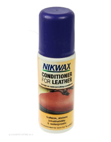Nickwax Conditioner for Leather Hochleistungs-Creme zur Bearbeitung aller Glattleder
