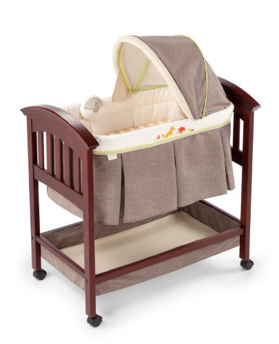 Summer Infant Fox & Friends Classic Comfort Wood