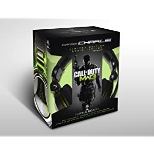 Turtle Beach Call of Duty: MW3 Ear Force Charlie: Limited Edition Multi-Speaker 5.1 Surround Sound Gaming Headset (TBS-4214-01)